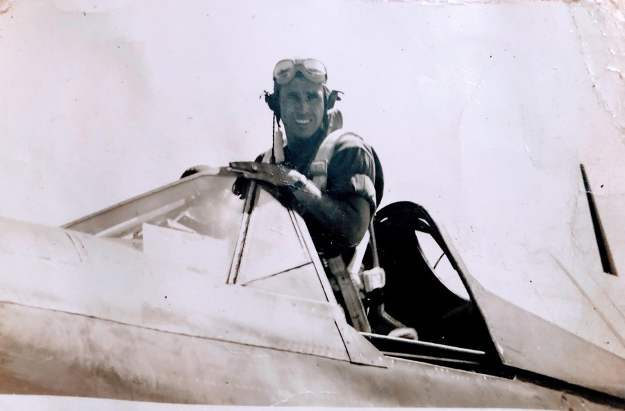 Lt John W. Drummond