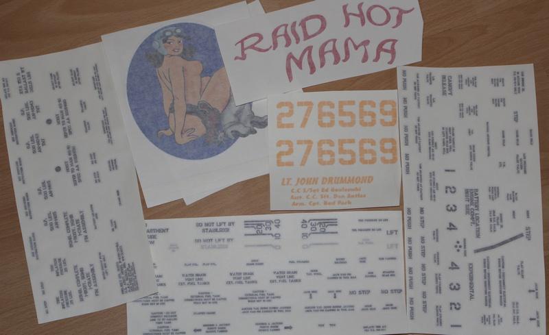 Raid Hot Mama