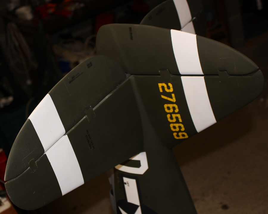 Empennage P-47