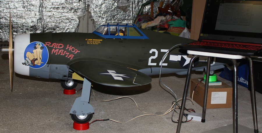 Pesée P-47
