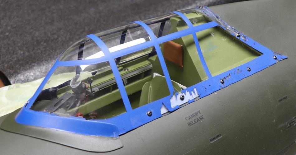 Verrière P-47